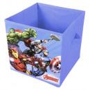 Avengers caja de almacenamiento