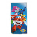 Super Wings Beach towel