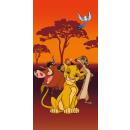 grossiste Serviettes de bain & Essuie: Lion King serviette de plage