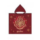 Harry Potter Hooded poncho velour HP-PC