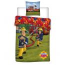 Fireman Sam Duvet cover