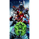 Avengers beach towel microfiber @ Team