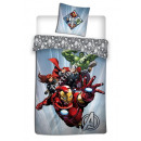 Avengers Duvet cover Grey