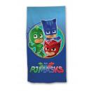 PJ Masks Beach towel Blue