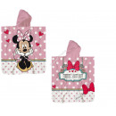 Minnie Hooded poncho velour Day out