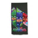 PJ Masks beach towel microfiber