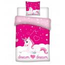 wholesale Bedlinen & Mattresses:Unicorn Duvet cover