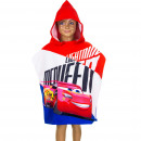 wholesale Coats & Jackets: Cars Disney Hooded poncho Speed