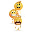 Emoji Teli mare di cotone