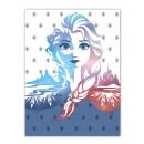 Frozen 2 Disney fleece blanket Elsa