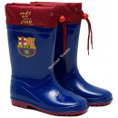 F.C. Barcelona rain boots