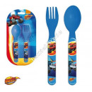 wholesale Licensed Products:Blaze Cutlery set