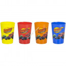 wholesale Houseware: Blaze set of 4 plastic cups