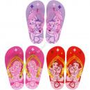 Princess flip flops