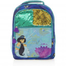 Backpack with sequin reversible 40 cm Aladdin