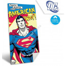 wholesale Bath & Towelling: Superman Velour beach towel