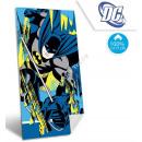 Batman Velour beach towel