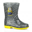 Minions rain boots