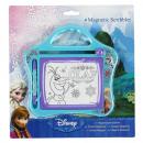 Frozen magnetic scribbler