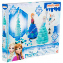 Frozen Disney Meltums iron beads 3D