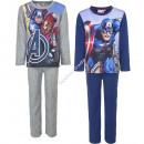 Avengers Pijama polar-fleece