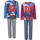 Spiderman schlafanzug polar-fleece