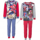 Spiderman Pijama polar- fleece