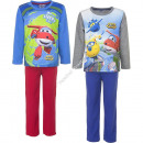 Super Wings Pijama polar-fleece