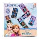 Il Regno Di Ghiaccio - Frozen Domino legno
