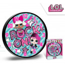 wholesale Others: LOL Surprise wall clock 25 cm