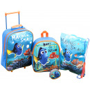 wholesale Licensed Products: Finding Dory trolley set 4 pieces