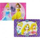 Princess tischset 3D