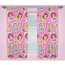 Princess curtain set