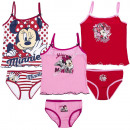 Minnie conjunto de ropa interior