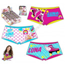 Soy Luna boxers in display
