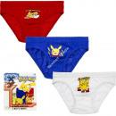 Pokemon 3 pack unterhoses
