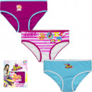 Soy Luna 3 pack briefs