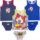 Yokai Watch underwear set