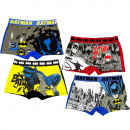 wholesale Licensed Products: Batman 2 pack boxer shorts