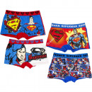 Superman 2 pack boxershort