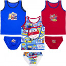 Super Wings underwear for children set