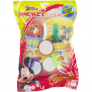 Mickey set di argilla party bag