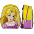 Princess 3D backpack for girls