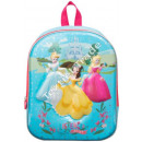 Princess 3D backpack