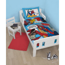 Spiderman junior duvet cover