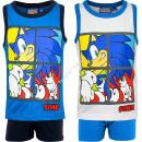 Sonic Pijama corto