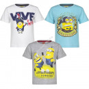 Minions t-shirt Powered