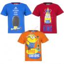 Minions t-shirt King