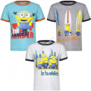Minions t-shirts for kids