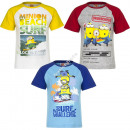 Minions t-shirts Surfing